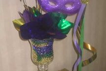 Youth Fundraiser Decorations