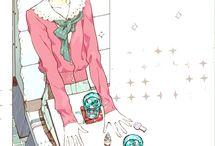 東京グール☆灰と幻想のグリムガル