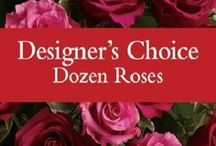 Beautiful Roses / Roses are with out a doubt the number one flower choice to send to loved ones. If you want to send a bunch of red roses on valentines day or a single rose to say happy anniversary; we make it easy to order online and arrange delivery.