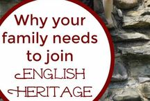 English Heritage Days Out