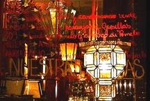 Restaurant/Bar/Nightlife Concepts / by GoodGood Gorgeous