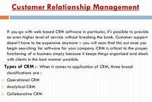Discovering the Basics of Web Based CRM / Getting a reliable customized software developing company plays an essential role in the CRM software development. CRM software is one of the most essential software that contributes to the growth and success of all types of businesses. It capitalizes the sale and prospects of the company thereby cultivating lifetime relationships with the established and current customers. The software can flawlessly handle sales, marketing and consumer services altogether.