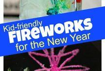 Fireworks activities