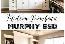 DIY - Furniture - Bed - Murphy