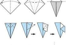 Оригами / фигурки из бумаги