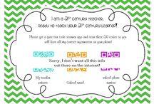 Qr codes / by Erika Haulk