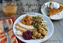 Thanksgiving Recipes / Allergy-Friendly Thanksgiving Recipes  / by EBL Food Allergies