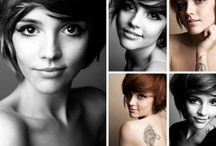 Short Hair / by Emilie Griffin