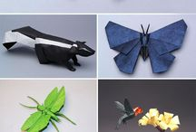 Origami / by Charlotte Czepluch