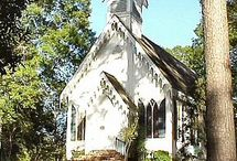 Churches in Louisiana / by Laurie Landry