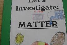 investigate matter