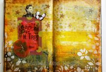 Altered books / by Gabrielle Zelda (no, really)