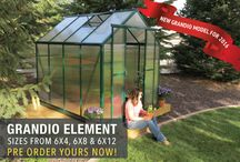 Where to Purchase Grandio Greenhouses / List of Grandio Certified Retailers