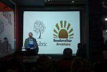 Presentación 'Guía de Rutas y Senderos de Antequera' / Ayer estuvimos en Ribbs Tapas&Café en Antequera para hablar sobre naturaleza y senderismo. Diez rutas que empiezan y terminan en Antequera.