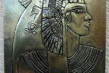 Cleopatra, my queen!