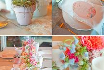 table decorations - to entertain