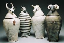 Pottery Jars & Bottles & Jugs