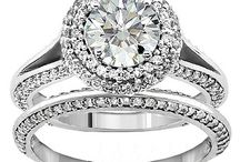 Wedding Rings & Engagement Rings