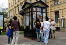 kiosk style