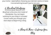 Starting a Blog / What do you want to know? How to start a blog for free? How to start a blog and make money? How to start a profitable blog? Or just simply how to start a blog for beginners. I got ya!