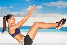 Workout & yoga