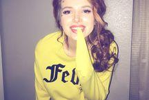 •Bella Thorne