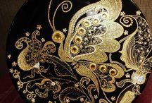 Zlaty motyl