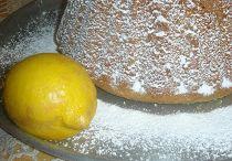 κέικ νηστίσιμο με καρύδα και λεμονι