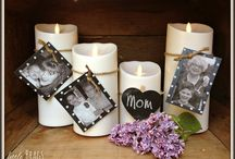 Mamma and Pappa Day Ideas / Some of these ideas are homemade, seasonal or for both mommy and daddy, but showing them you love them is the point right.  / by 🐾Sheila Block🐾