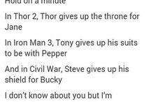 Steve x Bucky