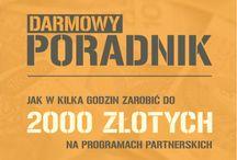 Programy Partnerskie / Wszystko o Programach Partnerskich - Poradniki - Recenzje Programów