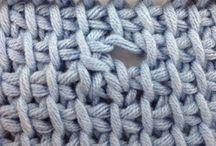 Tunisien crochet