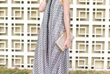 Maxed Out / Maxi dress and maxi skirt style