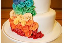 Cakes! / by Angie Dedrick