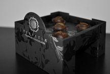Fresh chocolates / Hungaricum Dessert Gallery