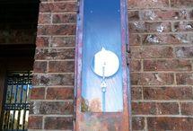 Sheryl's Contempo Gas Lanterns / Sheryl's Contempo Natural Gas Lanterns