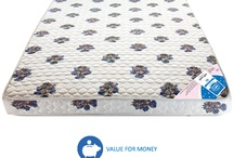 Centuary - Flexi Range Mattress / This is a mattress having a superior quality foam core and fine quilt on either side to give two sleeping surfaces.