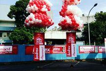 Balon Gas Pelepasan / Surya Balon Menjual balon gas untuk berbagai acara seperti : Balon gas pelepasan , ulang tahun , launching produk , wedding dll  menerima pesanan untuk wilayah jakarta dan sekitarnya . call/ wa : 081297196438 www.suryabalon.net