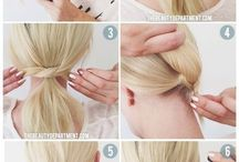Hairstyles - Tips - Tutorials