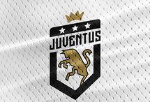 Rebranding of the Juventus logo Crest.