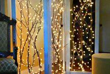 Divider lights
