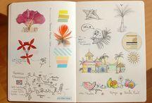 Book Art (Art Journals) / by Hanna Fischer