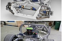 Tube Chassis / Space Frames