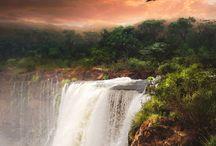 | Iguazu Falls - Brazil/ Argentina |