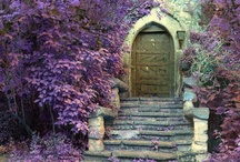 Dreams, when one door closes..... / another door opens..... / by Claire Fairall Designs