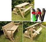 Woodworking - Outdoors