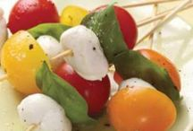 Appetizers / Finger Foods & Dips
