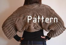 Knitting Pattern Clothes for Woman