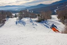 Ski Stowe. / Ski Stowe, VT! We offer special winter and spring skiing packages. Visit our website! http://www.topnotchresort.com/packages-specials/ / by Topnotch Resort