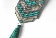 bijoux perles turquoise